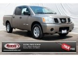 2007 Granite Nissan Titan XE Crew Cab #67713118