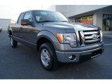 2011 Sterling Grey Metallic Ford F150 XLT SuperCab #67713112