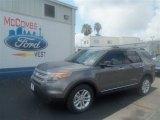 2013 Sterling Gray Metallic Ford Explorer XLT #67713090