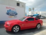 2013 Race Red Ford Mustang GT Coupe #67713089