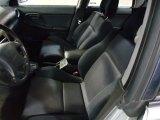 2002 Subaru Impreza 2.5 RS Sedan Front Seat