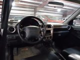 2002 Subaru Impreza 2.5 RS Sedan Dashboard
