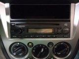 2002 Subaru Impreza 2.5 RS Sedan Audio System