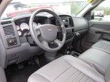 2009 Dodge Ram 3500 Interiors