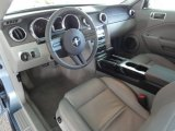 2005 Ford Mustang V6 Premium Coupe Medium Parchment Interior