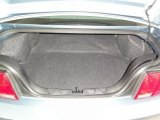2005 Ford Mustang V6 Premium Coupe Trunk