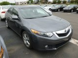 2010 Polished Metal Metallic Acura TSX Sedan #67745876