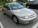 2003 Sandrift Metallic Chevrolet Cavalier LS Sedan #67745860
