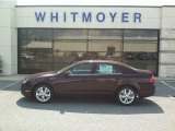 2012 Bordeaux Reserve Metallic Ford Fusion SE #67745319
