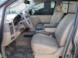 2009 Nissan Titan Interiors