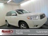 2010 Blizzard White Pearl Toyota Highlander Limited #67745300