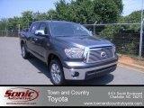 2012 Magnetic Gray Metallic Toyota Tundra Platinum CrewMax 4x4 #67745292