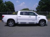 2012 Super White Toyota Tundra Limited CrewMax 4x4 #67745290