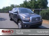 2012 Magnetic Gray Metallic Toyota Tundra Limited CrewMax 4x4 #67745288