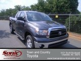 2012 Magnetic Gray Metallic Toyota Tundra SR5 Double Cab 4x4 #67745287