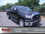 2012 Black Toyota Tundra SR5 Double Cab 4x4 #67745286