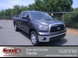 2012 Magnetic Gray Metallic Toyota Tundra SR5 Double Cab #67745285