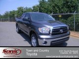 2012 Magnetic Gray Metallic Toyota Tundra Double Cab #67745281