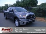 2012 Magnetic Gray Metallic Toyota Tundra Double Cab #67745280