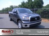 2012 Magnetic Gray Metallic Toyota Tundra Double Cab #67745278