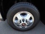 GMC Sierra 3500HD 2008 Wheels and Tires