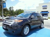 2013 Tuxedo Black Metallic Ford Explorer XLT #67744738