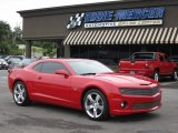 2010 Victory Red Chevrolet Camaro SS Coupe #67745794