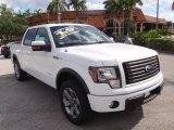 2011 Oxford White Ford F150 FX4 SuperCrew 4x4 #67744718