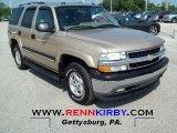 2005 Sandstone Metallic Chevrolet Tahoe LS 4x4 #67745231