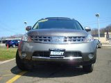 2006 Platinum Pearl Metallic Nissan Murano SL AWD #6744710