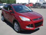 2013 Ruby Red Metallic Ford Escape SEL 2.0L EcoBoost 4WD #67745740