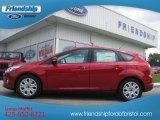 2012 Red Candy Metallic Ford Focus SE 5-Door #67744652