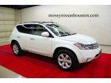 2007 Glacier Pearl White Nissan Murano SL #6739946