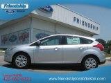 2012 Ingot Silver Metallic Ford Focus SE 5-Door #67744648