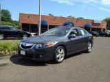 2010 Polished Metal Metallic Acura TSX Sedan #67745723