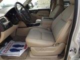 2013 GMC Yukon Denali AWD Cocoa/Light Cashmere Interior