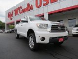 2007 Super White Toyota Tundra Limited Double Cab #67744621
