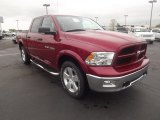 2012 Dodge Ram 1500 Outdoorsman Crew Cab 4x4 Data, Info and Specs