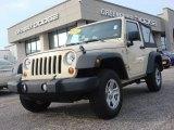 2011 Sahara Tan Jeep Wrangler Sport 4x4 #67744558