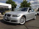 2009 Titanium Silver Metallic BMW 3 Series 335xi Sedan #67744536