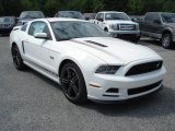 2013 Ford Mustang GT/CS California Special Coupe Data, Info and Specs