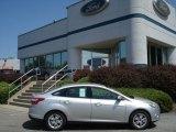 2012 Ingot Silver Metallic Ford Focus SEL Sedan #67744519