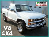 1988 Chevrolet C/K K1500 Silverado Regular Cab 4x4 Data, Info and Specs