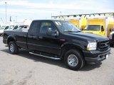 2003 Black Ford F250 Super Duty XLT SuperCab #67744513