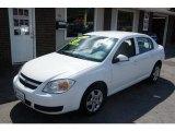 2007 Summit White Chevrolet Cobalt LT Sedan #67745091
