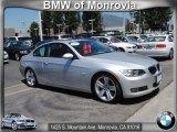 2009 Titanium Silver Metallic BMW 3 Series 335i Coupe #67745033