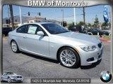 2012 Titanium Silver Metallic BMW 3 Series 335i Coupe #67745023