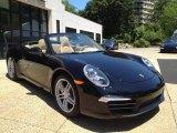 2013 Porsche 911 Black