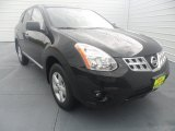 2012 Super Black Nissan Rogue S Special Edition #67745014