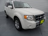 2009 White Suede Ford Escape Limited V6 #67745008